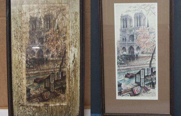 Artwork Restoration